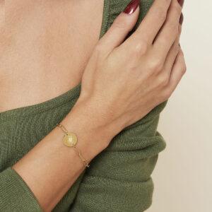 Armbandje Namasté