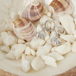Oorbellen Shell Crush