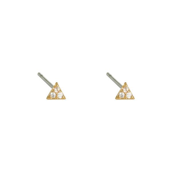Oorbellen Triangle Mini
