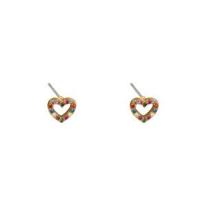 Oorbellen Mini Heart