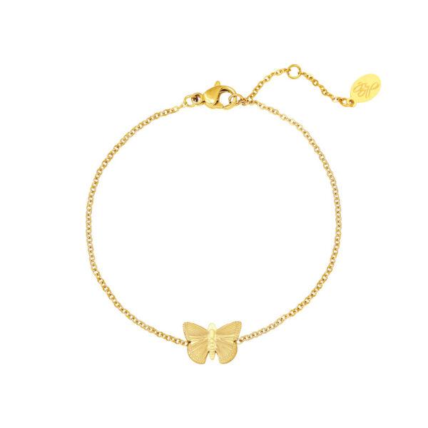 Armbandje Butterfly