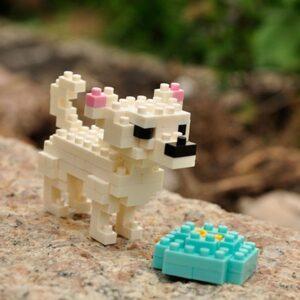 Nanoblocks Chihuahua