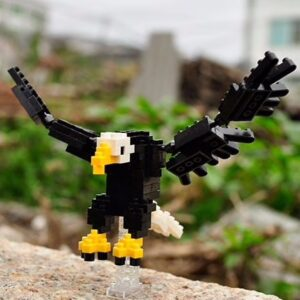 Nanoblocks Eagle