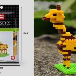 Nanoblocks Giraffe
