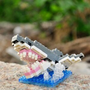 Nanoblocks Shark