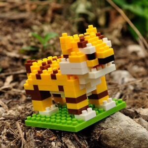 Nanoblocks Tiger