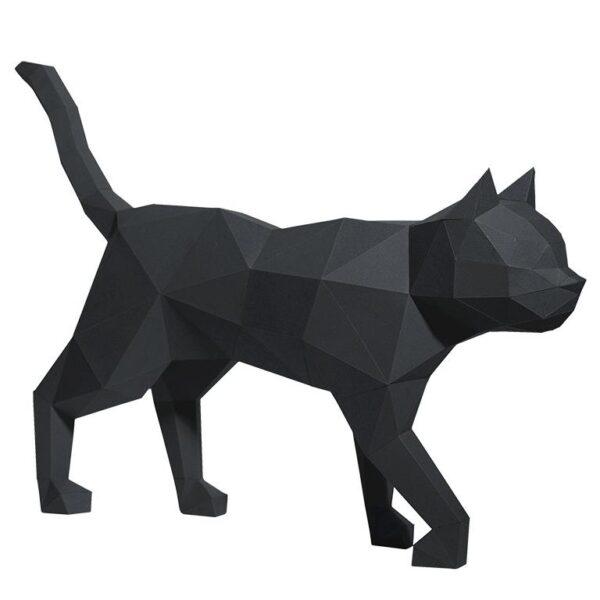 Papercraftworld BLACK CAT