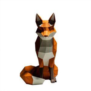 Papercraftworld FOX