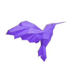 Papercraftworld HUMMINGBIRD