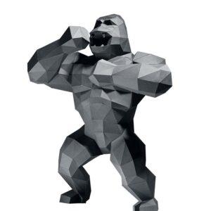 Papercraftworld King Kong