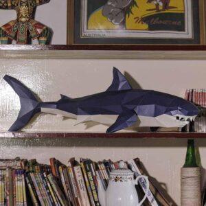 Papercraftworld Shark